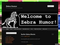Zebra Humor